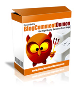 Blog Comment Demon