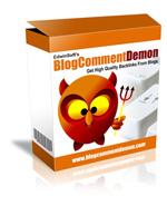 Blog Comment Demon