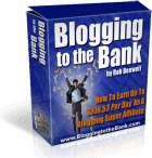 Blogging to the bank review